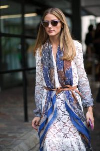 belted scarf 200x300 - Scarves: What's Hot this Spring
