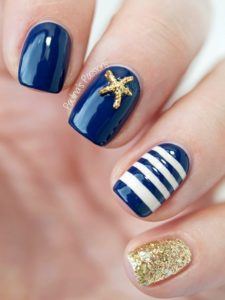 93d5ca87ef5e2cef101c29a6c67e6afa 225x300 - Nail Art Ideas to Recreate for Summer