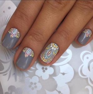 f7c8687e1671ec2df5b05d0840a68857 298x300 - Nail Art Ideas to Recreate for Summer