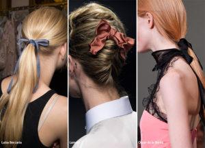 hair bows and ribbons