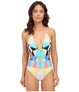 Pear 2 257x300 - How to Choose the right swimsuit for your body type