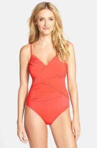 Tummy Concealing 196x300 - How to Choose the right swimsuit for your body type
