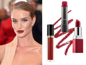 summer lipsticks sangria red rosie 300x229 - The Hottest Lipstick Colors - Find the Perfect Summer Shade