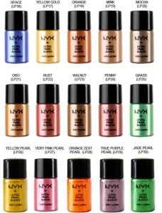 58 228x300 - Ear Makeup - Avant-garde Makeup Trend