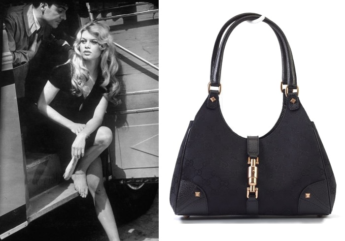 Bardot Gucci - 8 Handbags Named After Famous Ladies