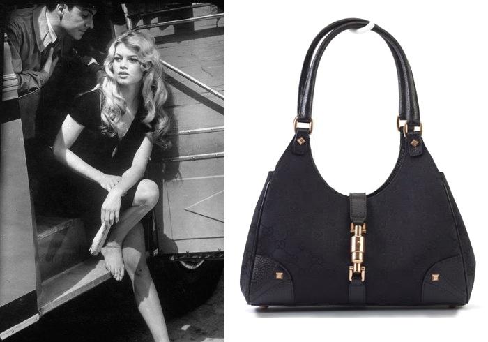 Bardot Gucci - 8 Handbags Named After Famous Ladies