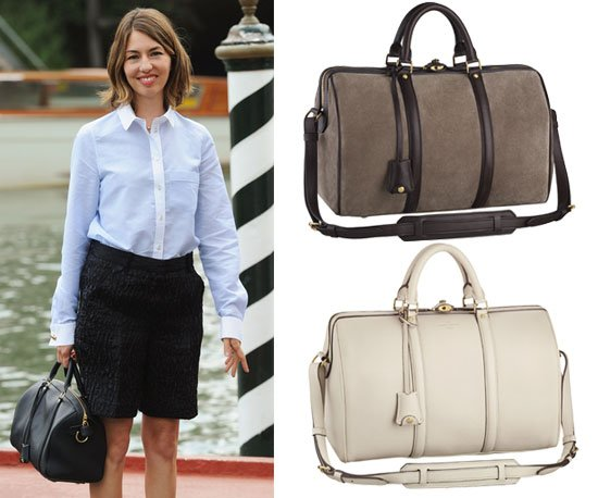 Sofia Coppola Louis Vuitton Second Collection - 8 Handbags Named After Famous Ladies