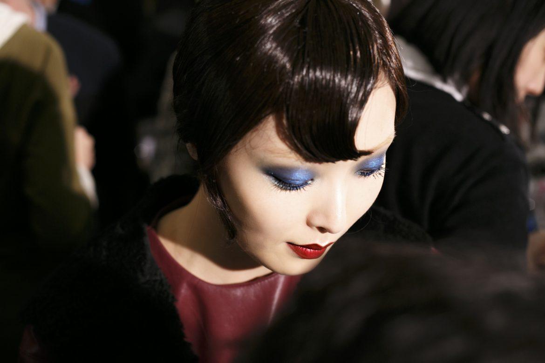 Anna Sui bbt F14 014 blue eyeshadow