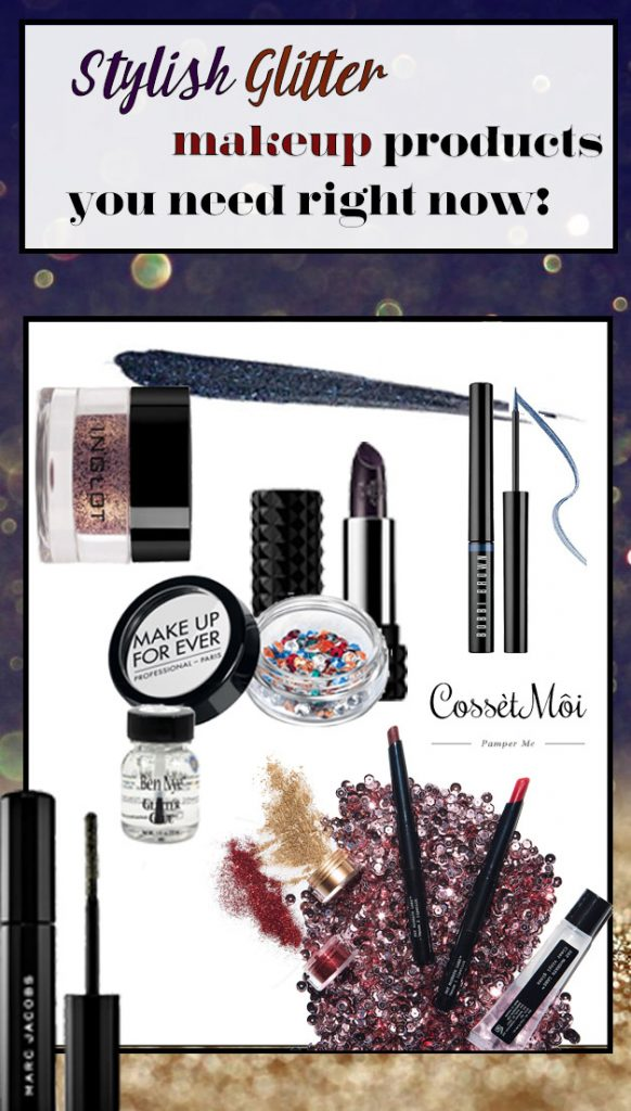 Glitter Makeup 582x1024 - Everything You Need To Know About Glitter Makeup