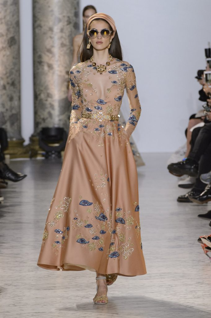 Elie Saab HC S17 007 681x1024 - Haute Couture - What It Means And Who Is Behind It