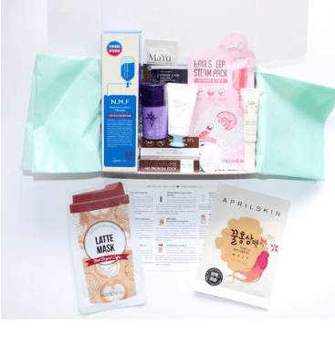jinibeauty subscription boxes
