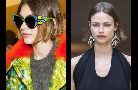 Celine bty F17 016 199x300 1 - The Best Fall 2017 Hair Trends From the Runway