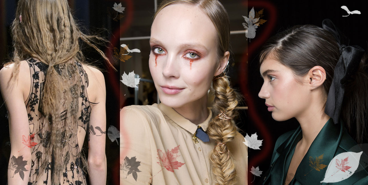 The Best Fall 2017 Hair Trends From The Runway Cossetmoi