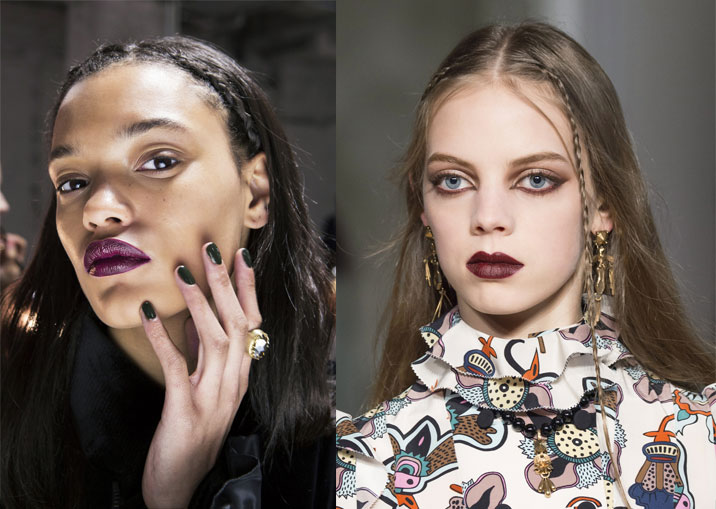 Untitled 1 - The Best Fall 2017 Hair Trends From the Runway