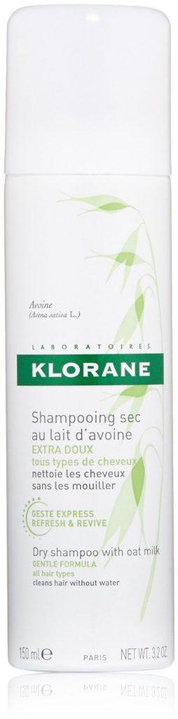 dry shampoo