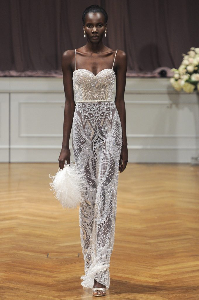 15 Most Gorgeous Wedding Dresses From NY Bridal Fashion Week Fall ...