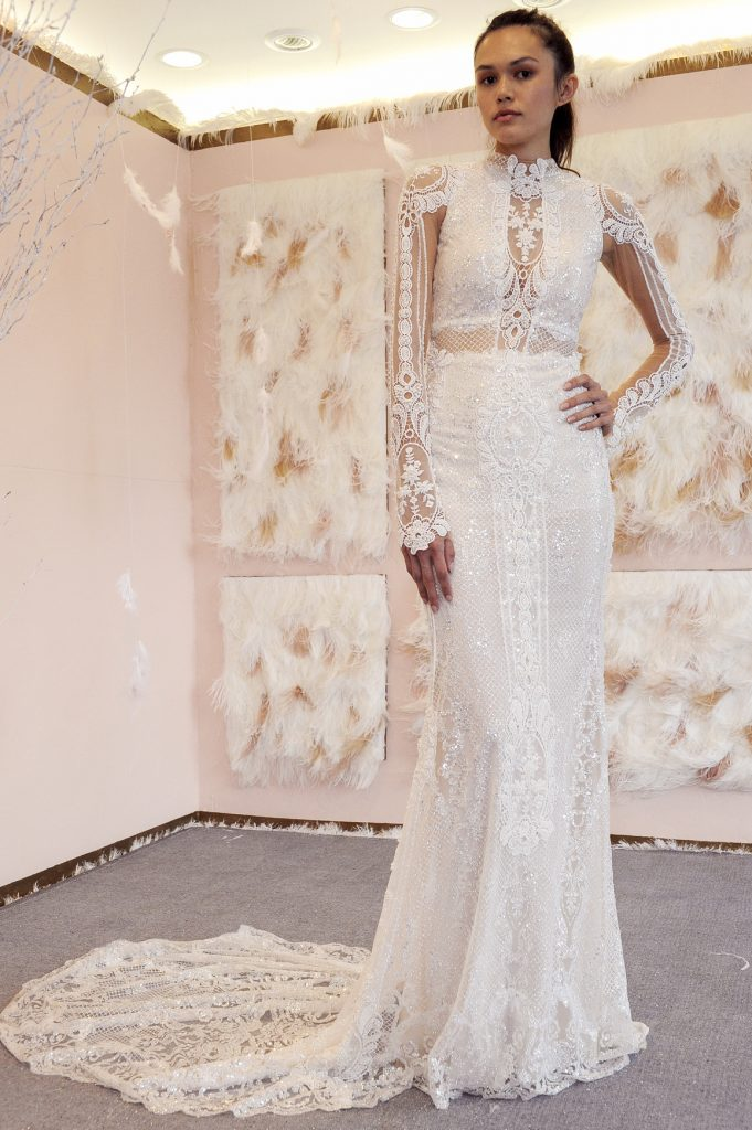 15 Most Gorgeous Wedding Dresses From NY Bridal Fashion ...