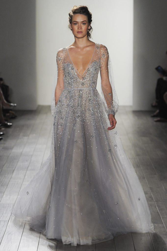 JLM brd F17 037 681x1024 - 15 Most Gorgeous Wedding Dresses From NY Bridal Fashion Week Fall 2017