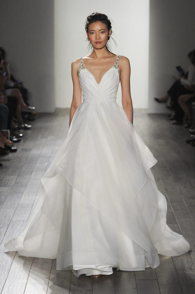 JLM brd F17 039 681x1024 - 15 Most Gorgeous Wedding Dresses From NY Bridal Fashion Week Fall 2017