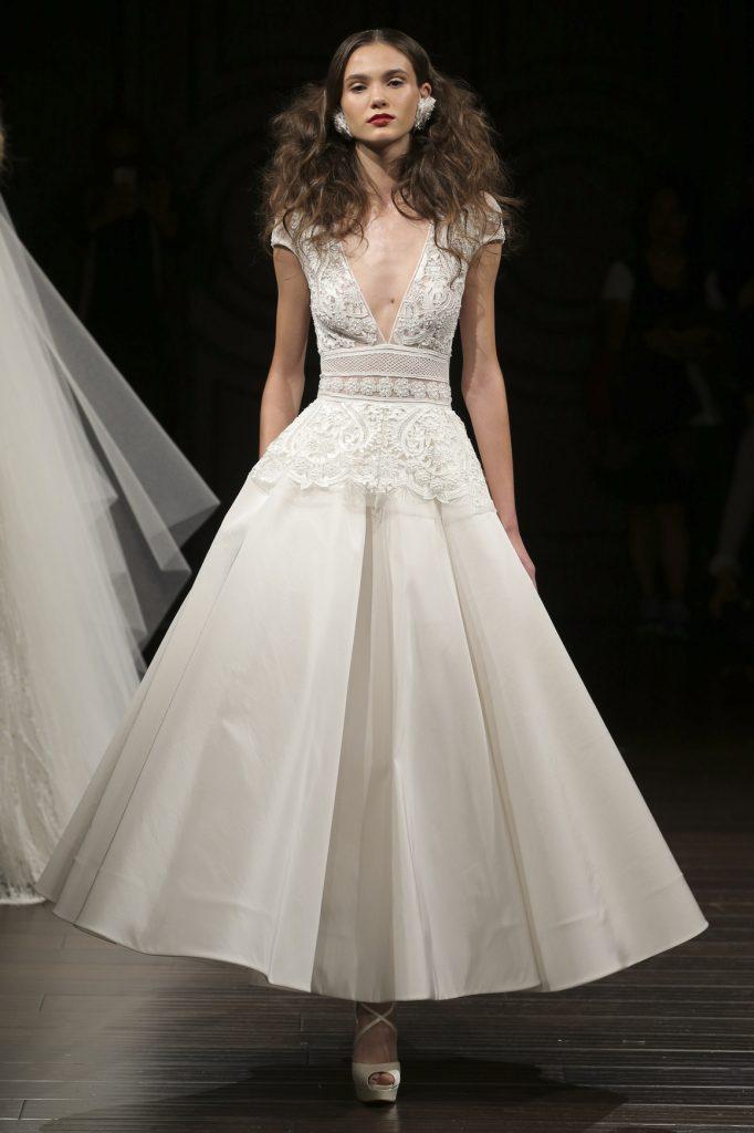 Naeem Khan brd F17 040 682x1024 - 15 Most Gorgeous Wedding Dresses From NY Bridal Fashion Week Fall 2017