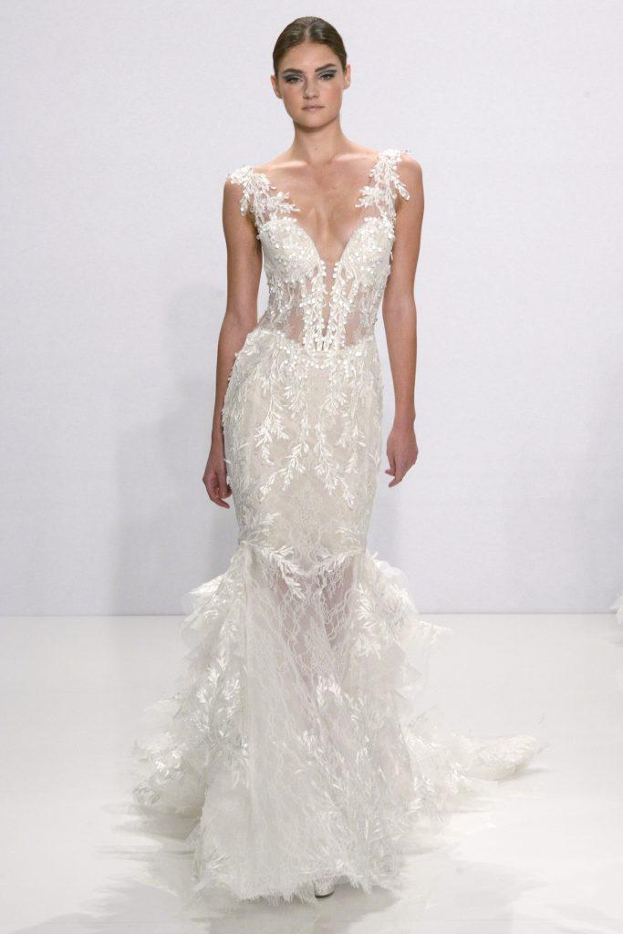 Pnina Tornai brd F17 010 683x1024 - 15 Most Gorgeous Wedding Dresses From NY Bridal Fashion Week Fall 2017