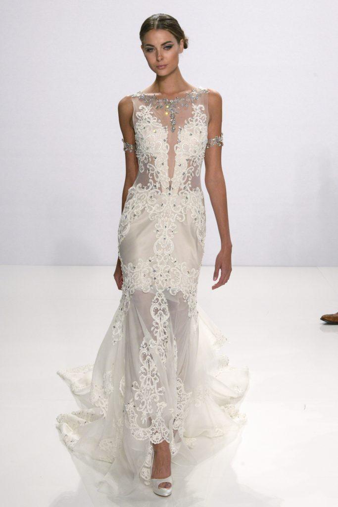 Pnina Tornai brd F17 014 683x1024 - 15 Most Gorgeous Wedding Dresses From NY Bridal Fashion Week Fall 2017