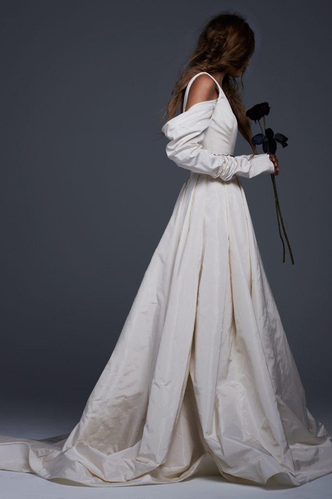 Vera Wang PO brd F17 002 682x1024 - 15 Most Gorgeous Wedding Dresses From NY Bridal Fashion Week Fall 2017