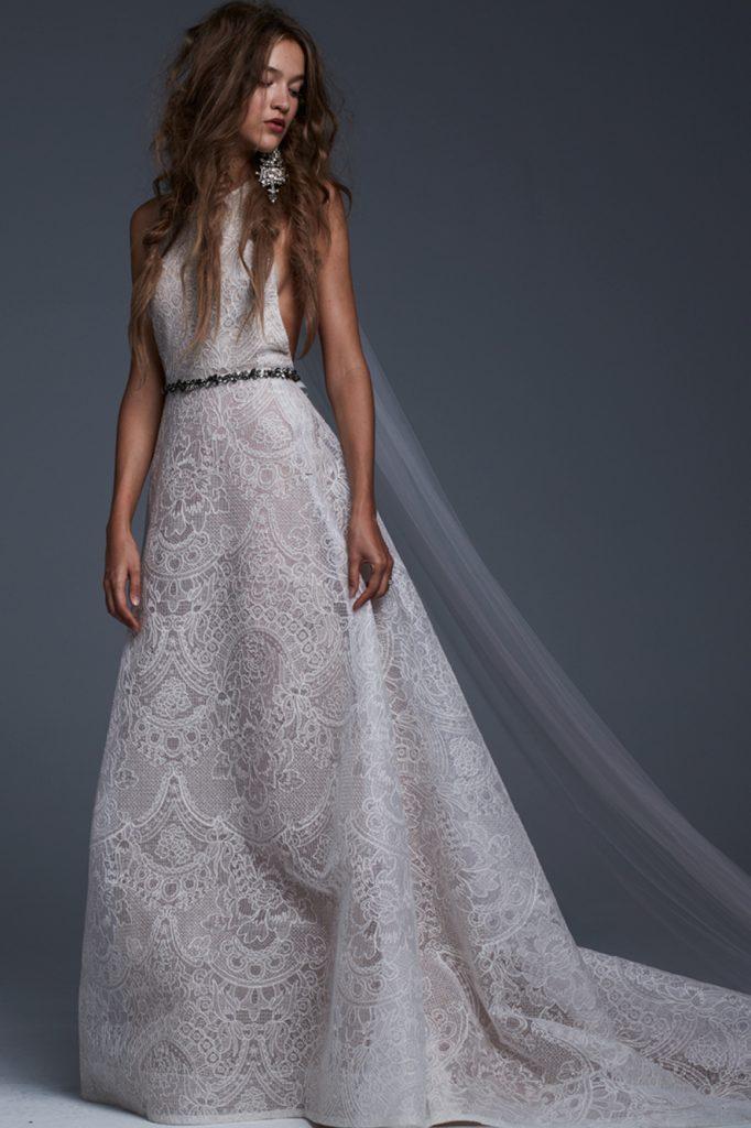 Vera Wang PO brd F17 012 682x1024 - 15 Most Gorgeous Wedding Dresses From NY Bridal Fashion Week Fall 2017