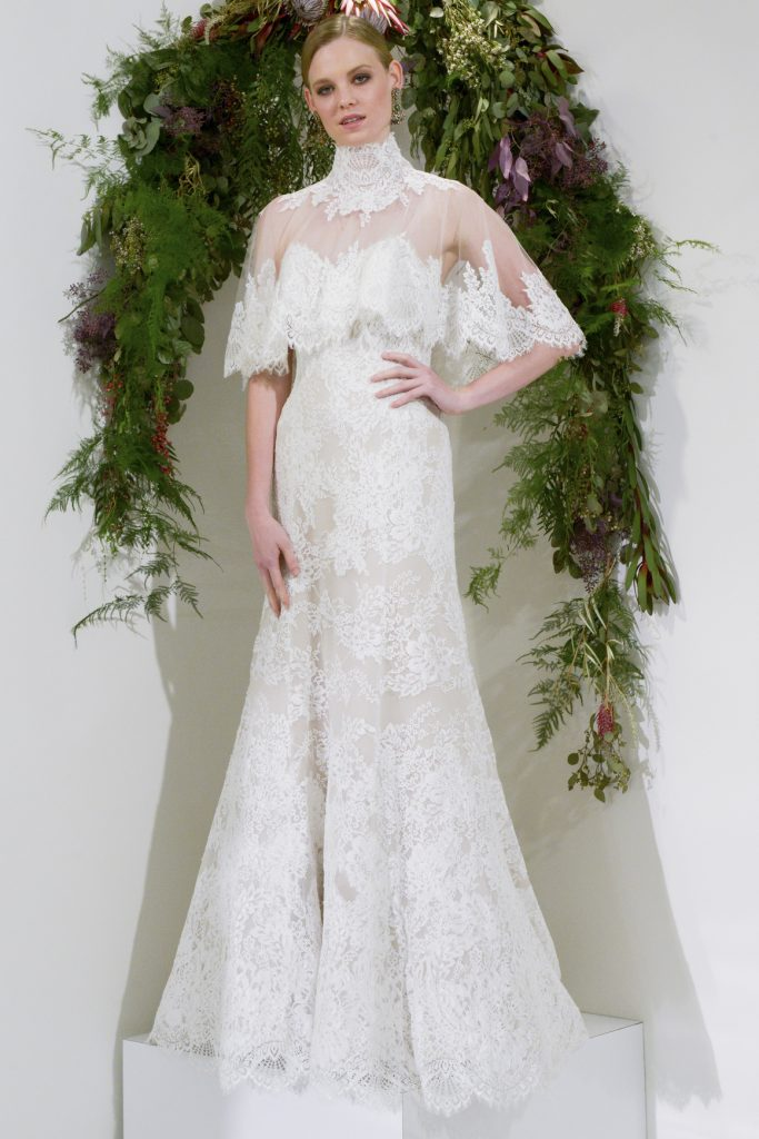 Watters brd F17 019 683x1024 - 15 Most Gorgeous Wedding Dresses From NY Bridal Fashion Week Fall 2017