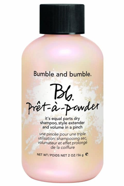elle dry shampoo bumble and bumble pret a powder 1 - The Best Dry Shampoos on the Market Right Now
