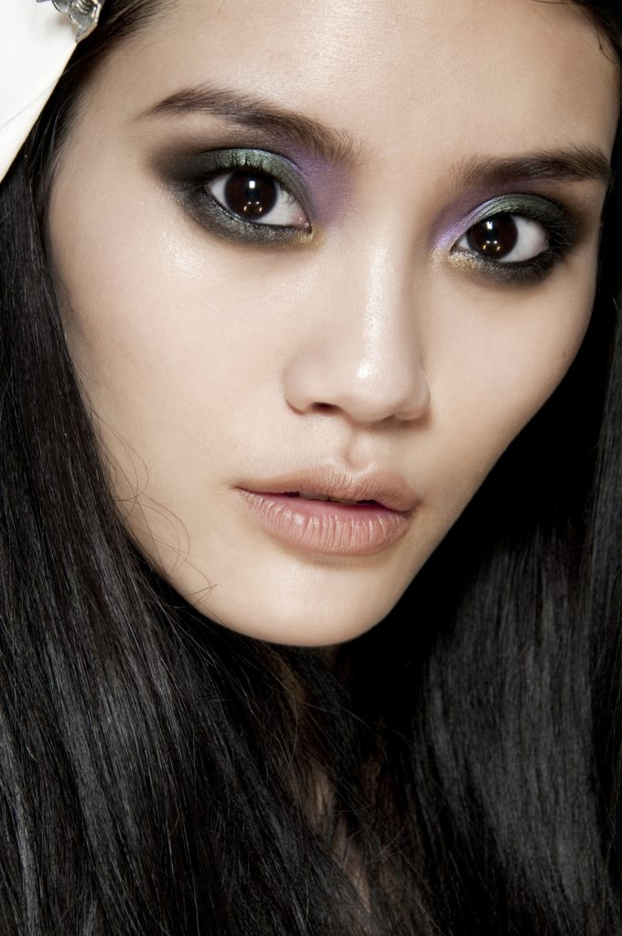 Cavalli bbt F12 032 680x1024 - Pat McGrath: 18 Most Beautiful Runway Makeup Looks