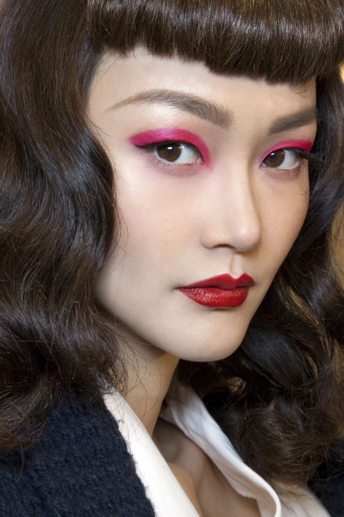 Dior bbt S11 037 682x1024 - Pat McGrath: 18 Most Beautiful Runway Makeup Looks