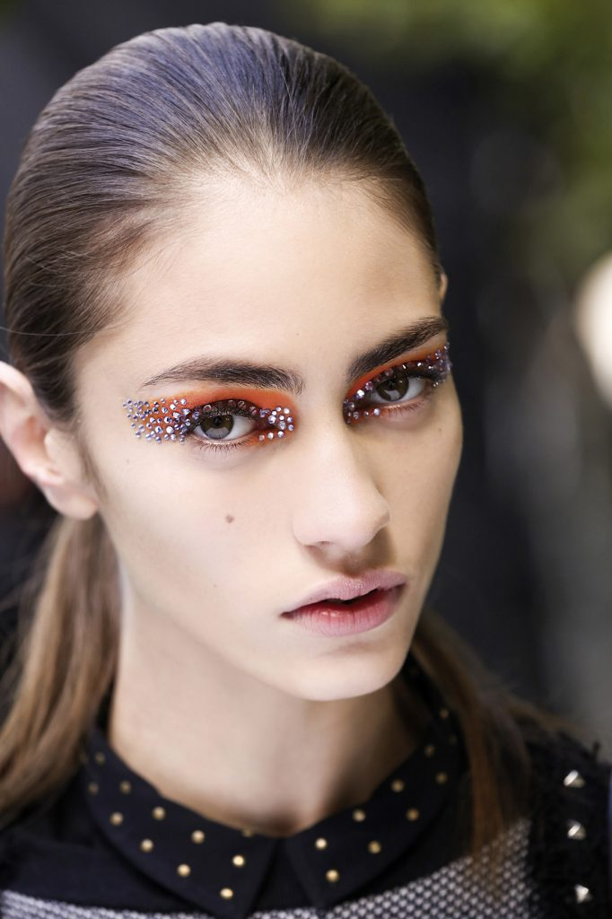 Dior bbt S13 012 682x1024 - Pat McGrath: 18 Most Beautiful Runway Makeup Looks