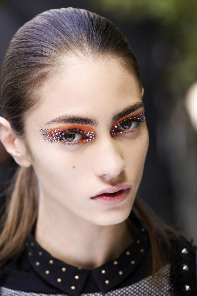 Dior bbt S13 012 682x1024 - Pat McGrath: 18 Most Beautiful Runway Makeup Looks