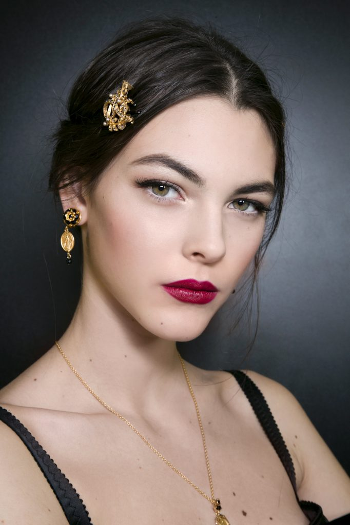 Dolce e Gabb bbt F15 055 682x1024 - Pat McGrath: 18 Most Beautiful Runway Makeup Looks