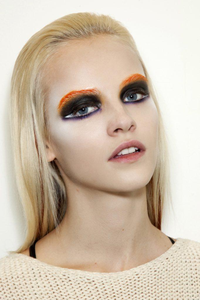 Prada bbt F12 018 682x1024 - Pat McGrath: 18 Most Beautiful Runway Makeup Looks