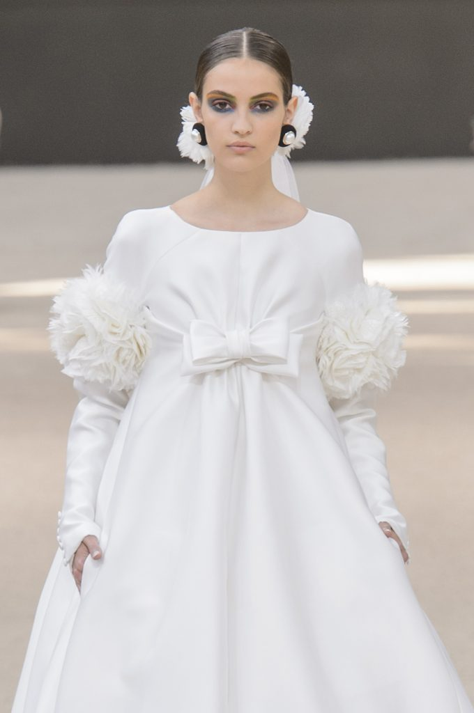 Chanel HC F17 192 680x1024 - Chanel's Haute Couture for Fall 2017 was as Parisian as it can be