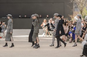Chanel HC F17 193 300x199 - Chanel's Haute Couture for Fall 2017 was as Parisian as it can be