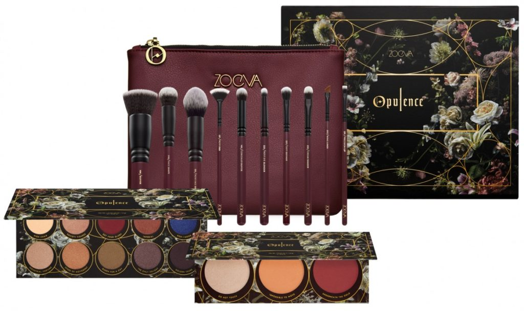 zoeva opulence collection box thumbnail 1170x1170 1024x608 - The Holiday Gift Guide For the Makeup Obsessed in Your Life