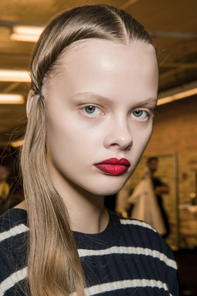 Helmut Lang bbt S18 002 683x1024 - Makeup Trends That Will Dominate In 2018