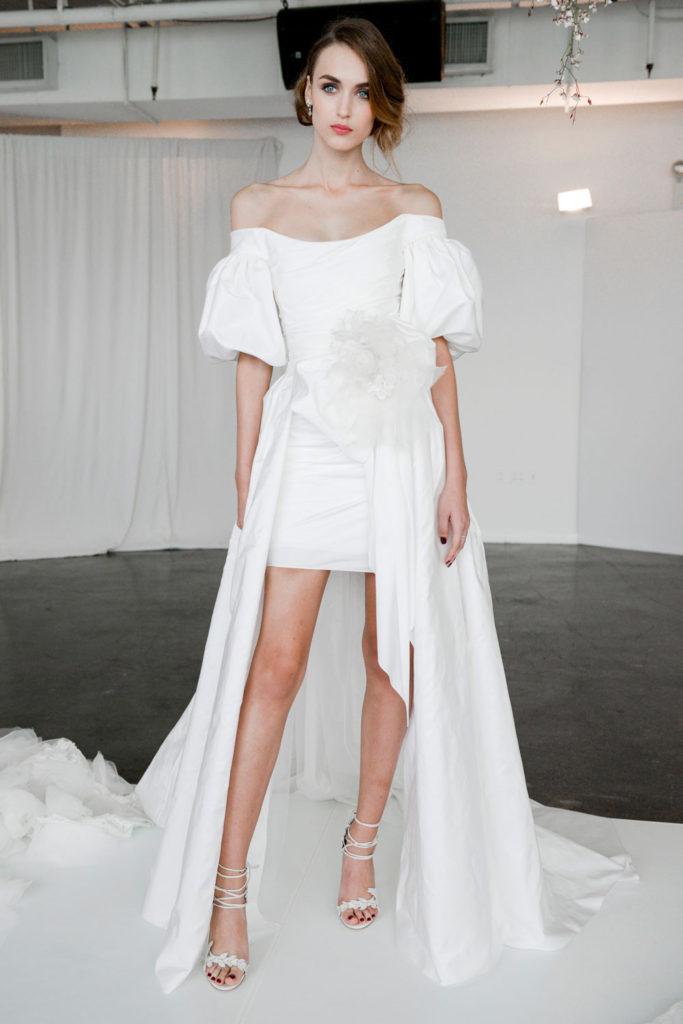 Marchesa brd F18 025 683x1024 - 9 Must-See Fall 2018 Wedding Dress Trends