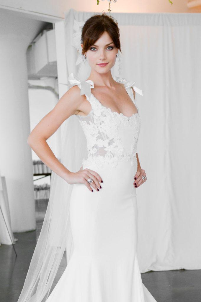 Marchesa brd F18 028 681x1024 - 9 Must-See Fall 2018 Wedding Dress Trends