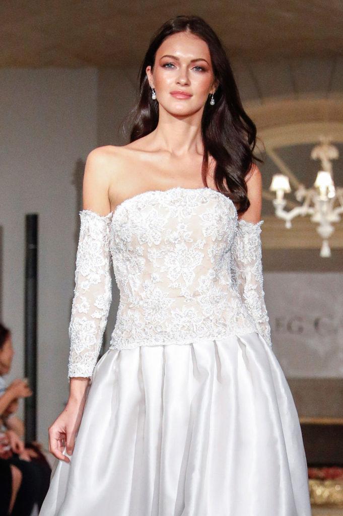 Oleg Cassini brd F18 013 681x1024 - 9 Must-See Fall 2018 Wedding Dress Trends
