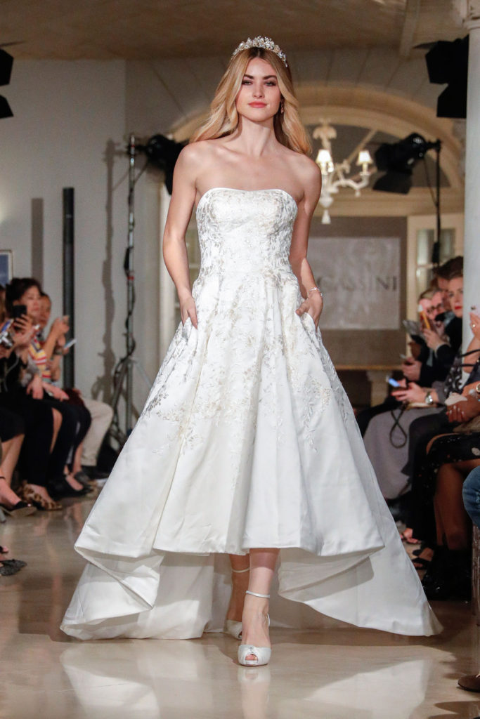 Oleg Cassini brd F18 015 683x1024 - 9 Must-See Fall 2018 Wedding Dress Trends