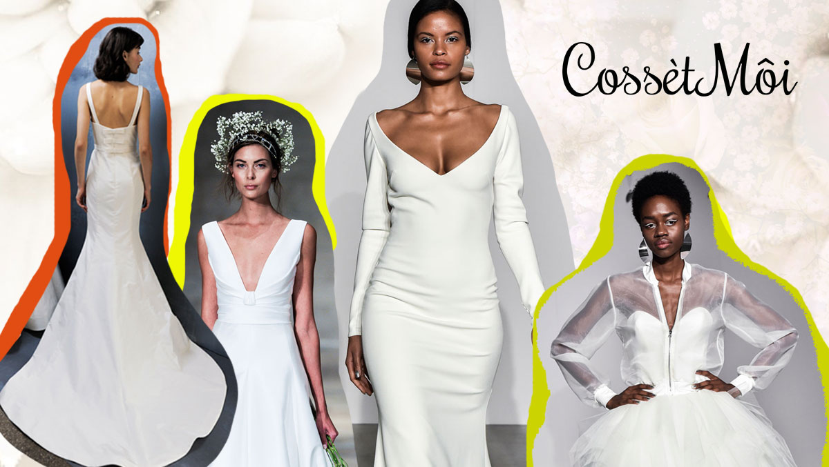 9 Must-See Fall 2018 Wedding Dress Trends | CossetMoi