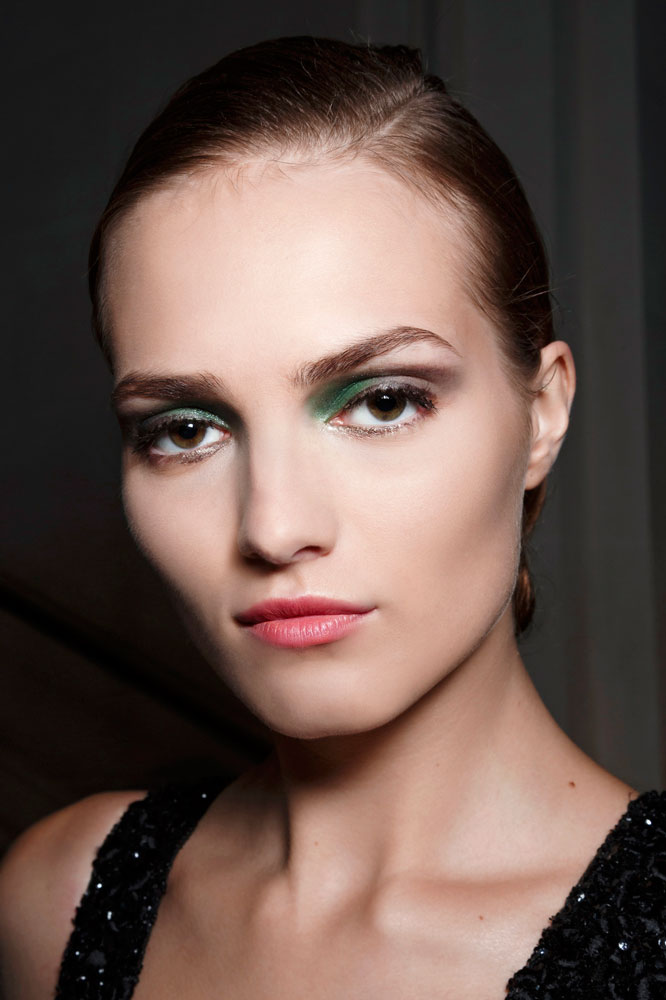 Elie Saab HC bbt F14 021 - 10 St. Patrick's Day Makeup Looks That Aren't Cheesy