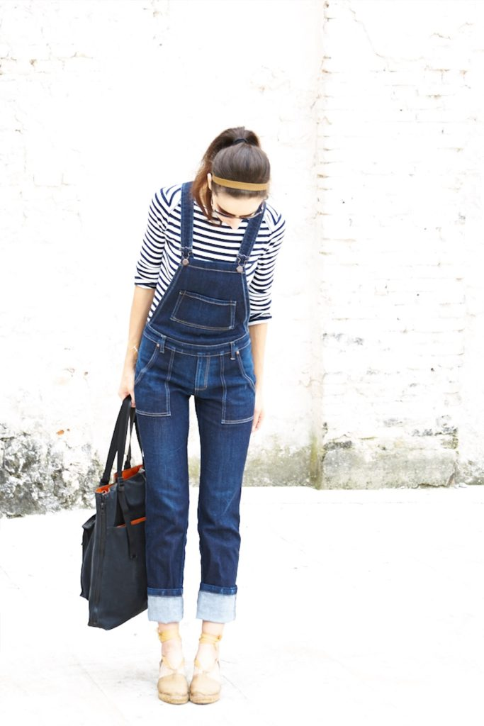 dungarees 683x1024 - 6 Forgotten Fashion Trends Making a Comeback