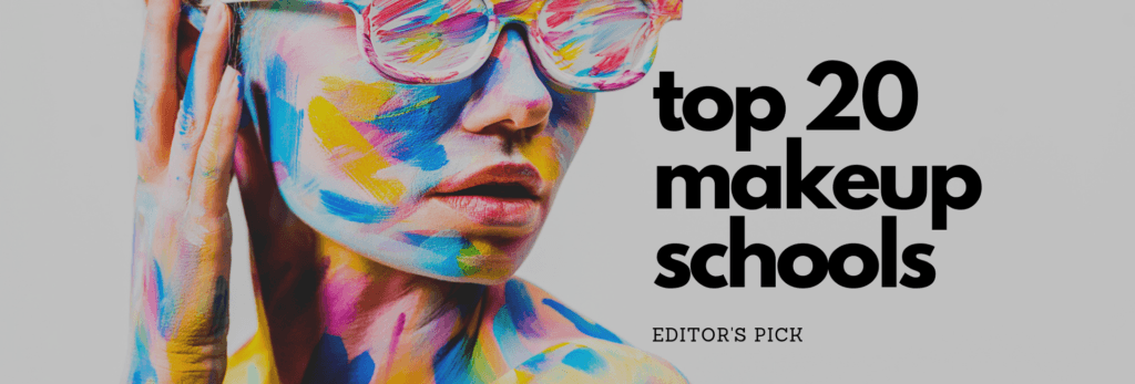 Top 20 Makeup Schools In The World To