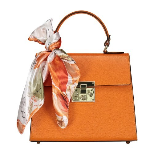 bag with a scarf - Accessorize: Shine like a Star