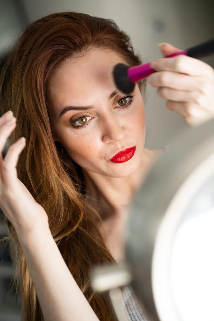 jose martinez sQ6cM90qAec unsplash 683x1024 - Makeup Brushes 101: Tips and Tricks